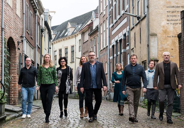 Kennismaken met oudste politieke partij van Zutphen