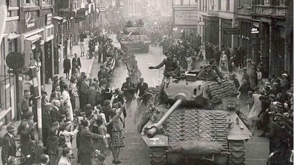 Zo werd Apeldoorn bevrijd in 1945