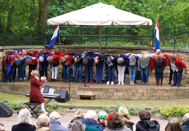 Projectkoor zingt over vrijheid