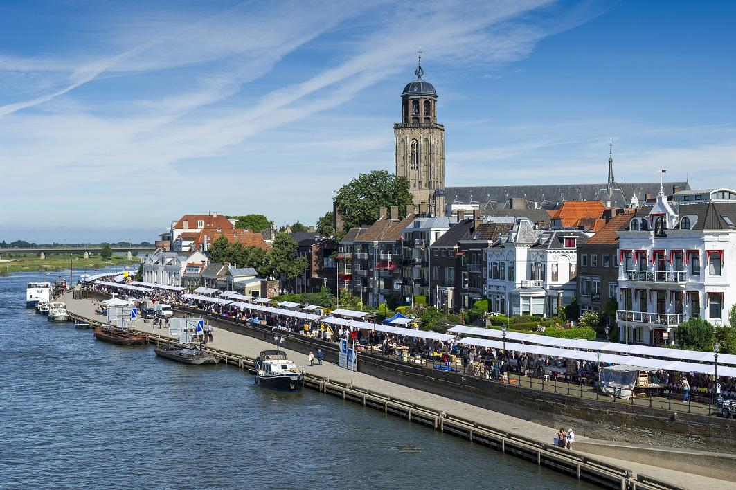 Eén bestemmingsplan voor stad en dorpen