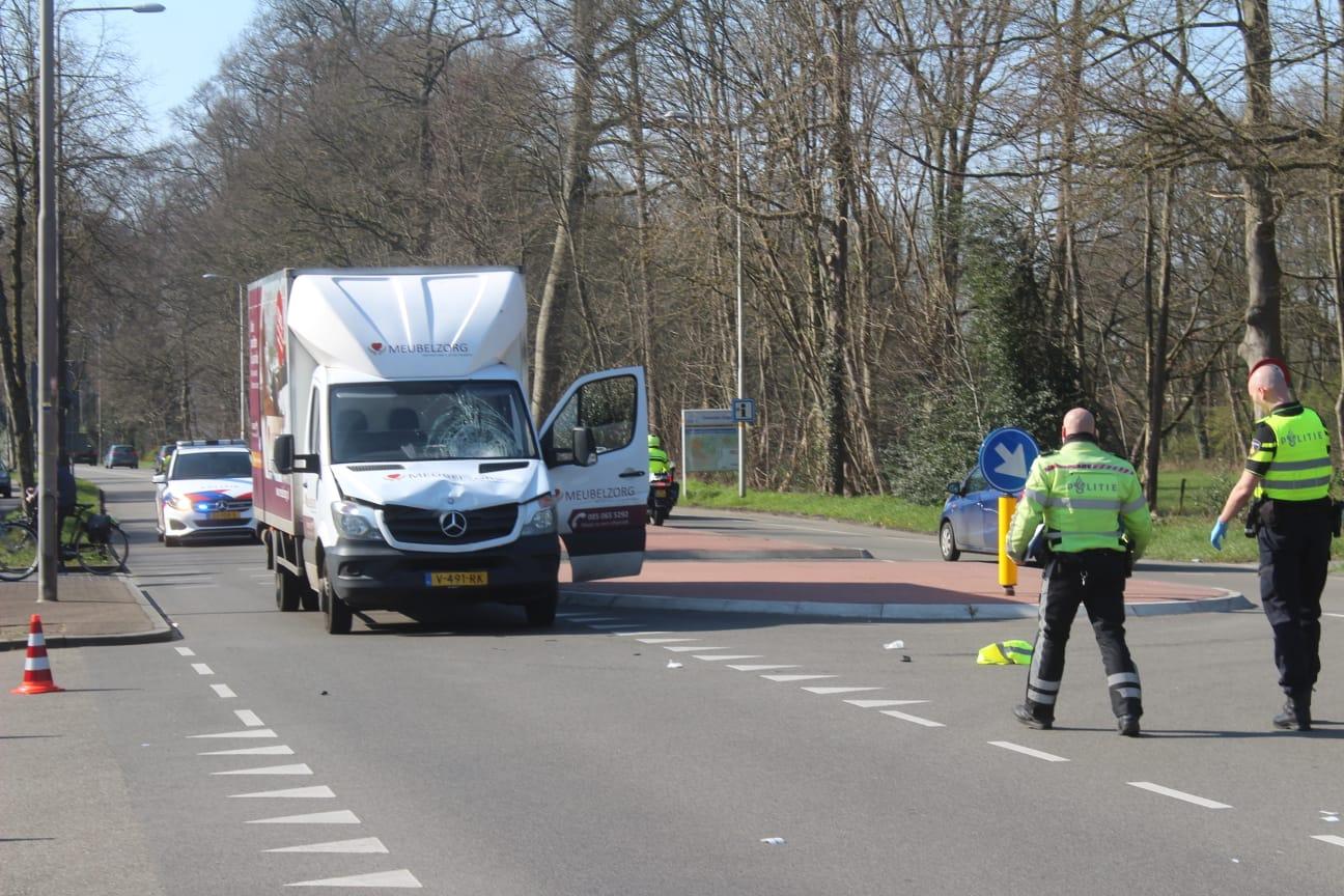 Wielrenner zwaargewond bij ongeval in Warnsveld