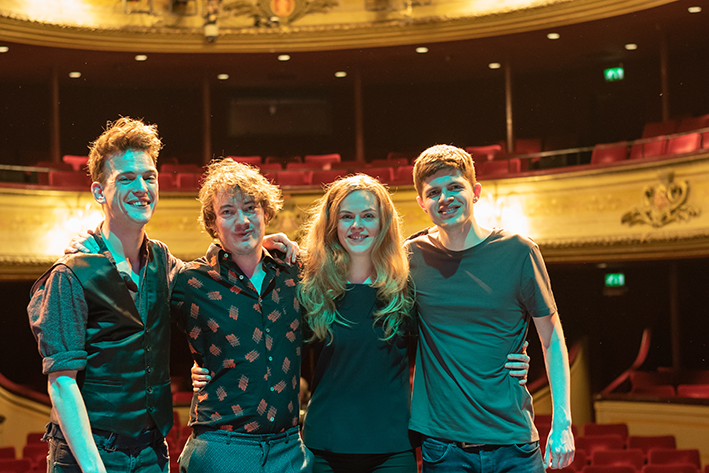 Leids Cabaretfestival komt naar Deventer