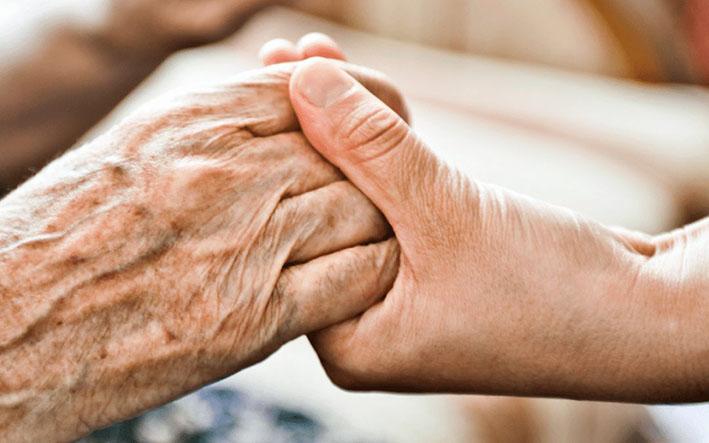 Bijeenkomst over hospice zorg