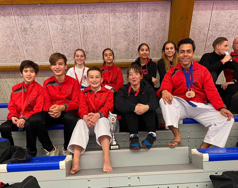 Karate-do Smaal leerlingen wederom succesvol bij Benelux karatekampioenschappen