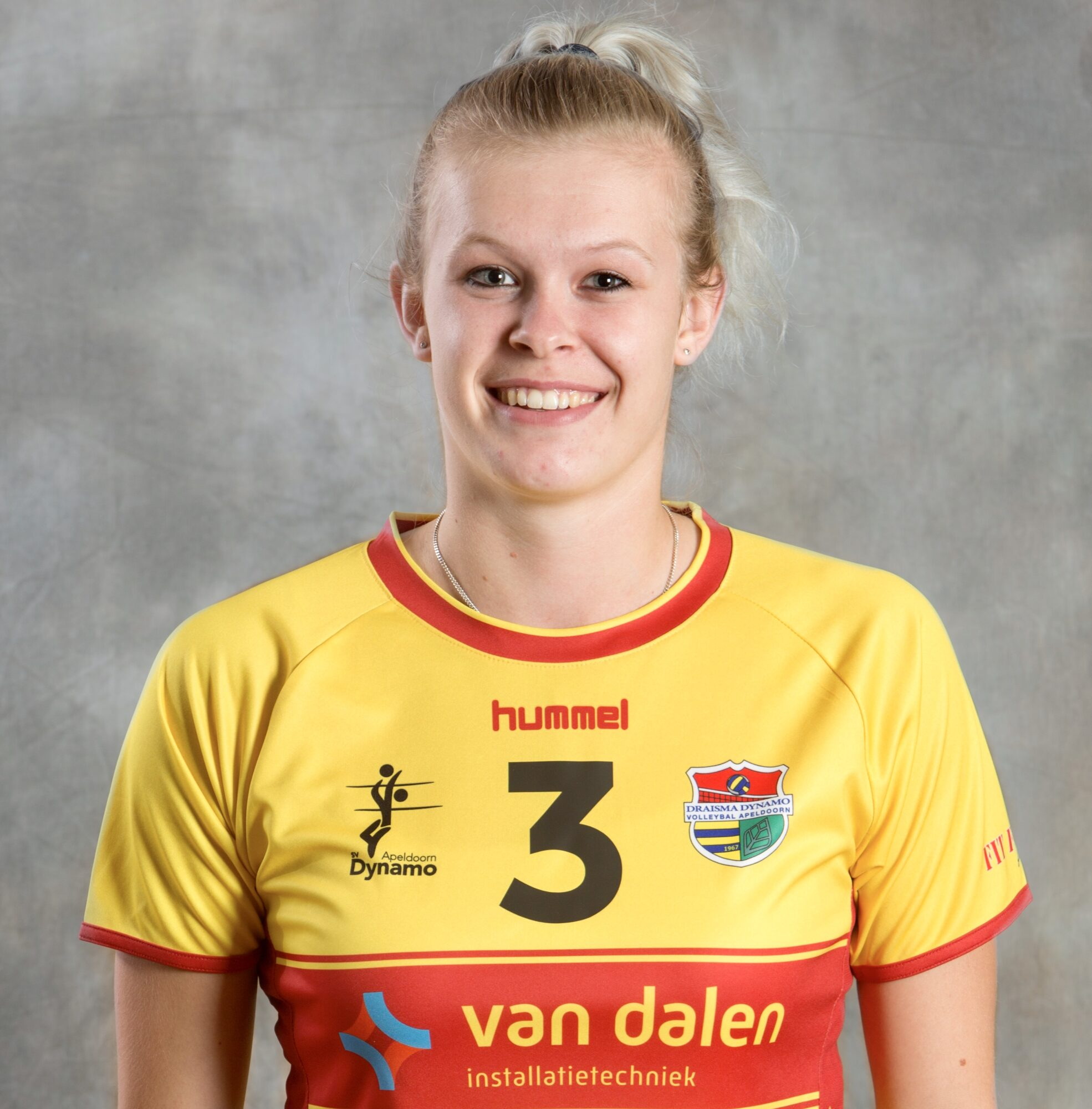Caya van Cooten verlengt bij SV Dynamo