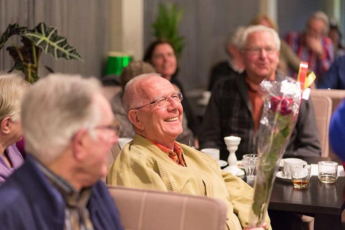 199ste Alzheimer Café plaats