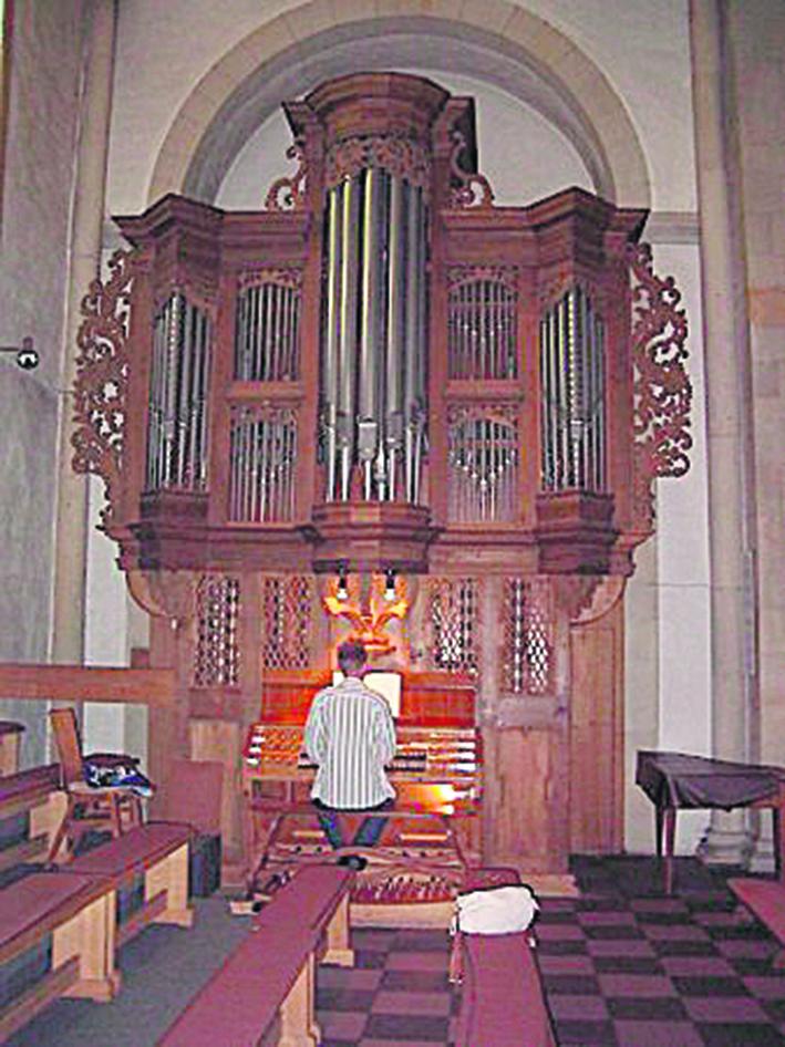 Nieuwe beiaardier carillons