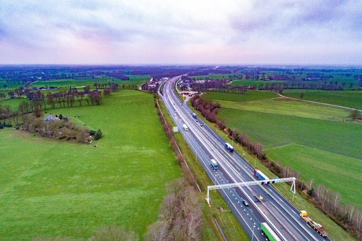 Afsluiting A1 knooppunten Beekbergen en Azelo richting Deventer