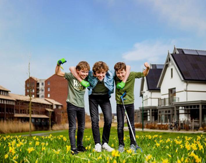 Nederland afvalvrij maken