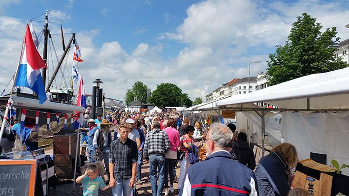 Zelf meedoen aan IJsselfestival