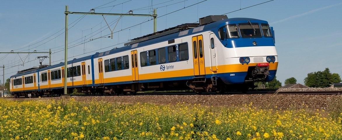 'De trein is nog steeds geen uitje'