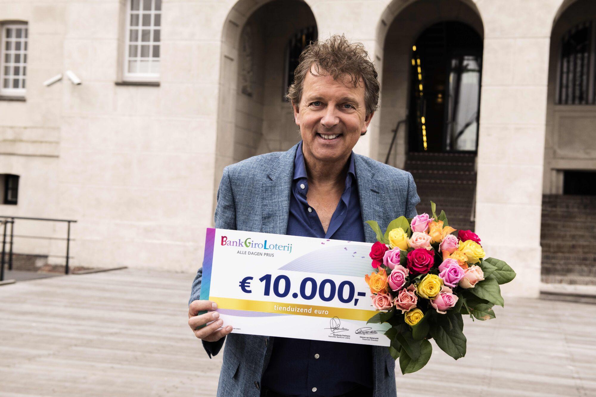 Inwoner van Steenderen wint 10.000 euro in BankGiro Loterij