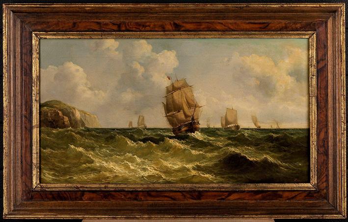 Vervuilde schilderijen weer in oude glorie