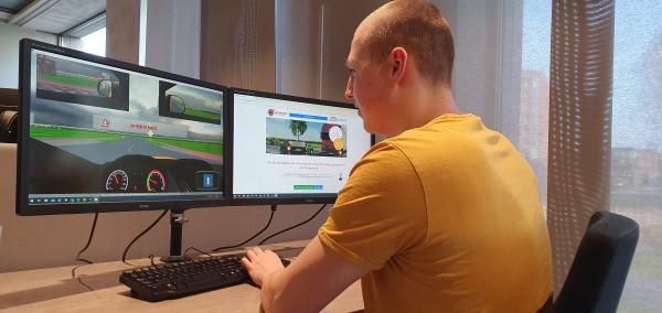Groeiende vraag naar online rijlessen