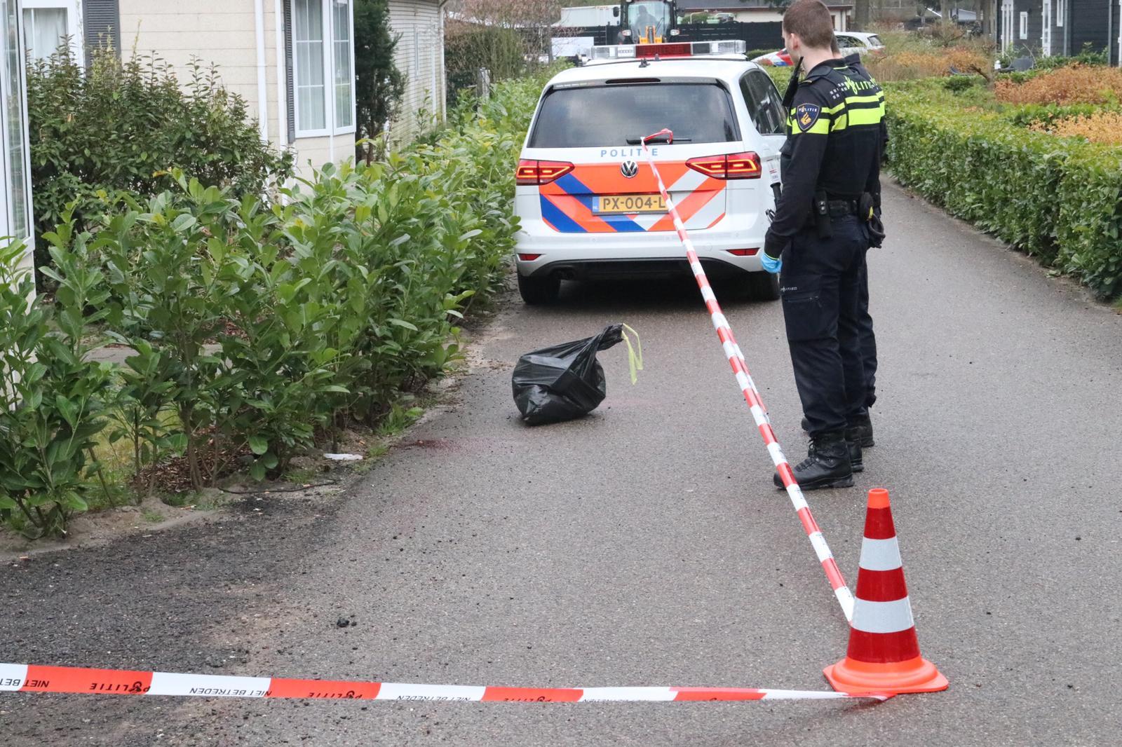 Een gewonde bij steekpartij in Beekbergen