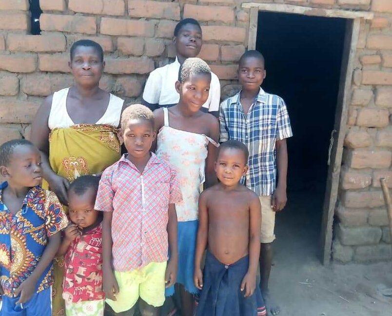 Noodpakketten voor door corona getroffen Malawi