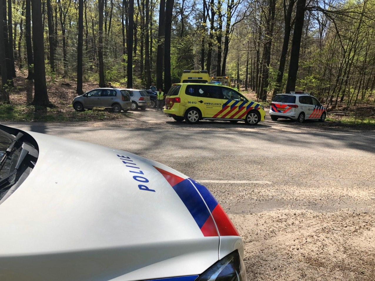 Man raakt ernstig gewond bij eenzijdig ongeval langs de Soerenseweg.