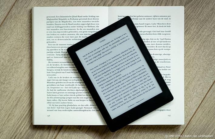Veel e-books via ThuisBieb-app