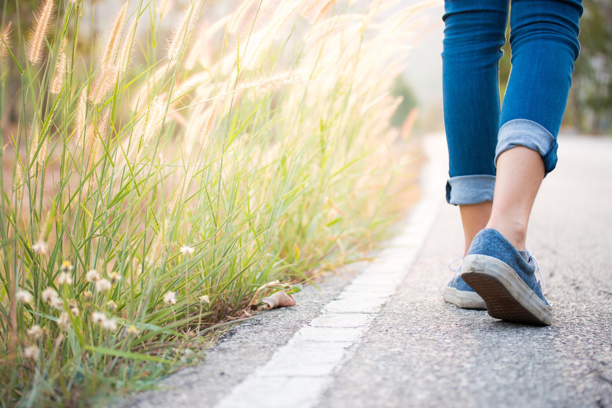 Meer dan twee derde van wandelaars gaat tijdens coronacrisis vaker een rondje lopen vanuit huis