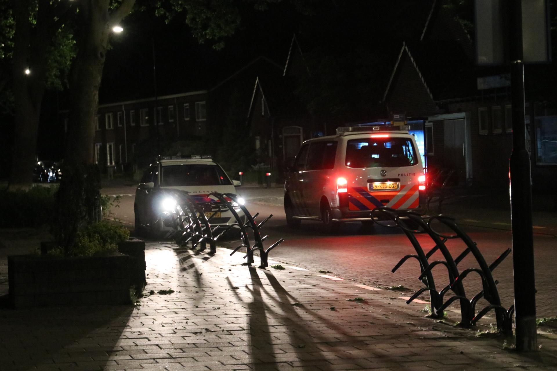 Opnieuw 'loze'melding van schietpartij in Apeldoorn zuid
