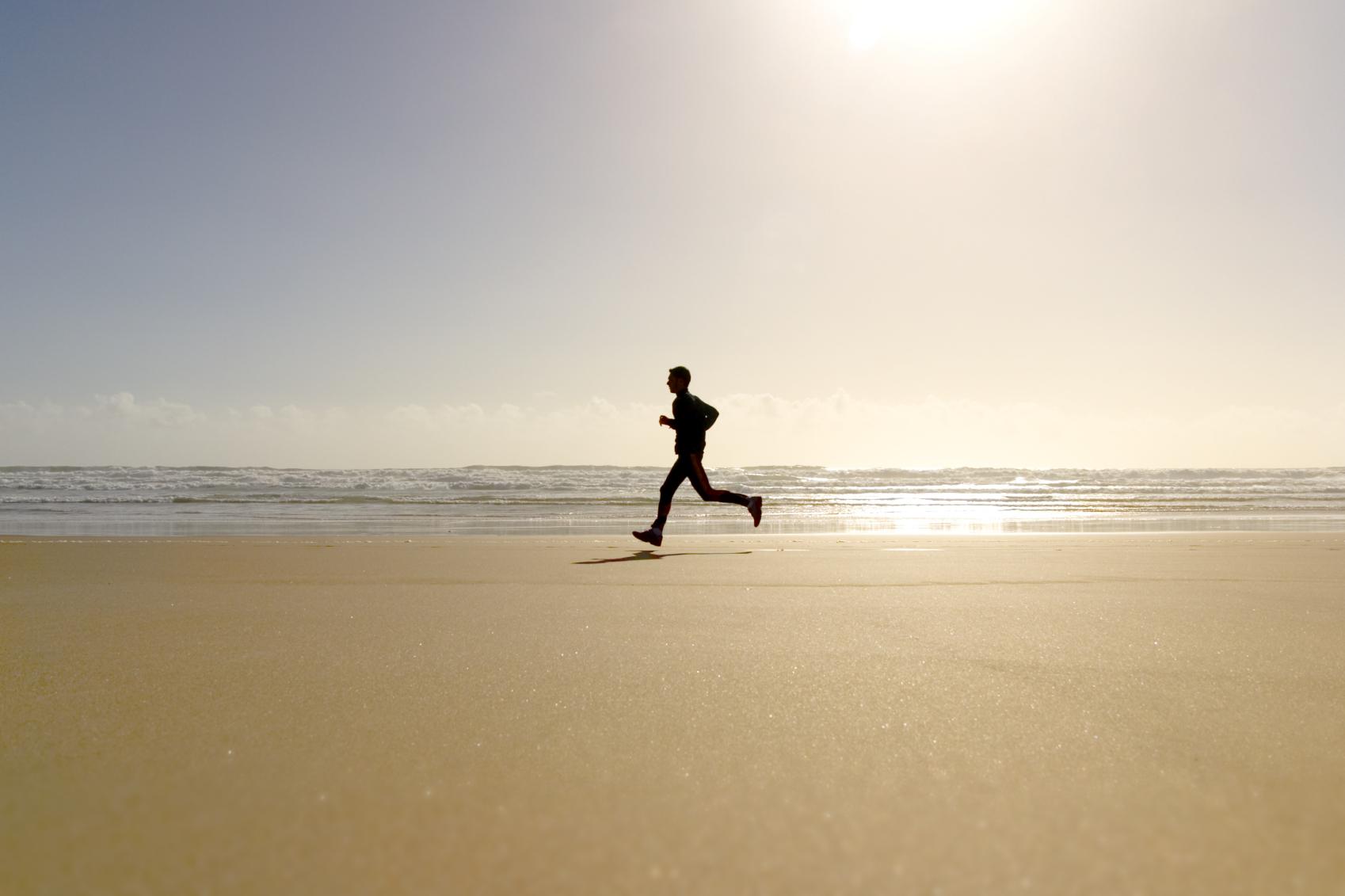Dag om wereldwijd samen het hardlopen te vieren