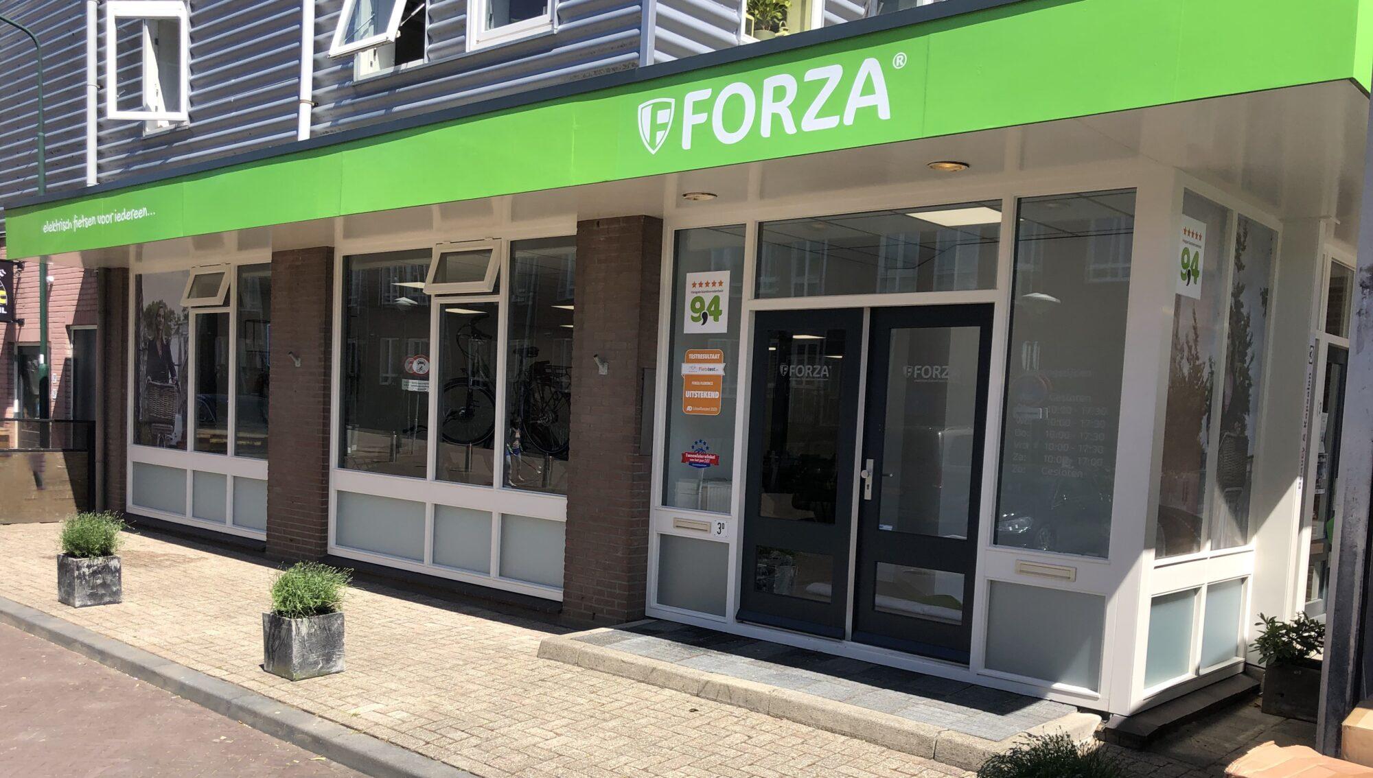 Forza Fietsen opent na flagshipstore Papendrecht nu ook e-bike testcenter Woerden