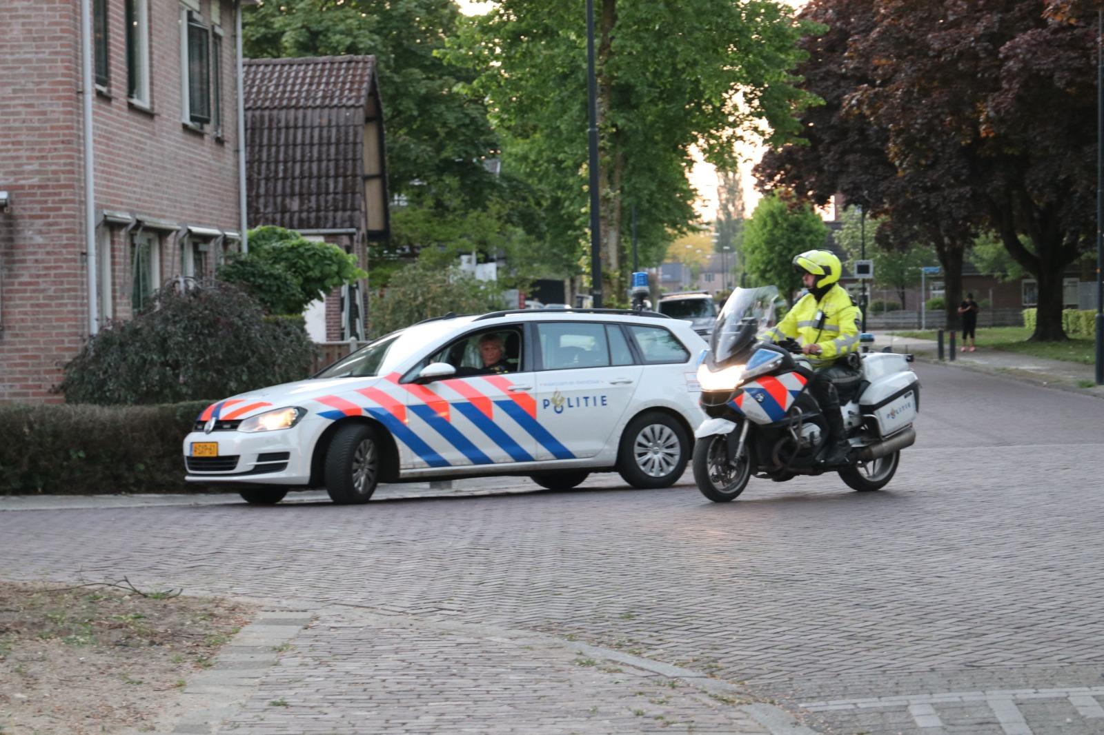 Politie raakt scooterrijder kwijt tijdens achtervolging door Apeldoorn Zuid