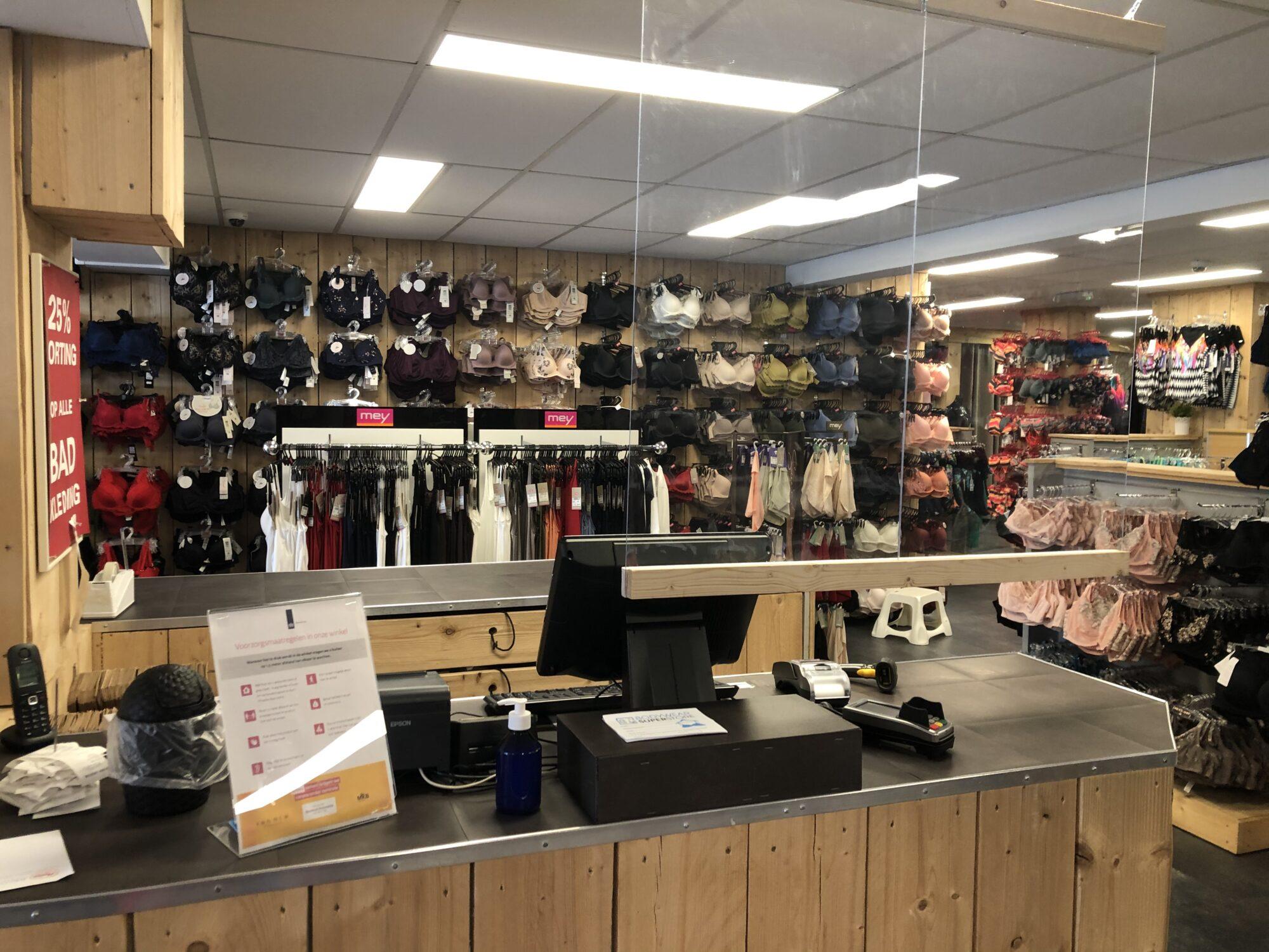 Veilig beschermd passen in ruime winkel