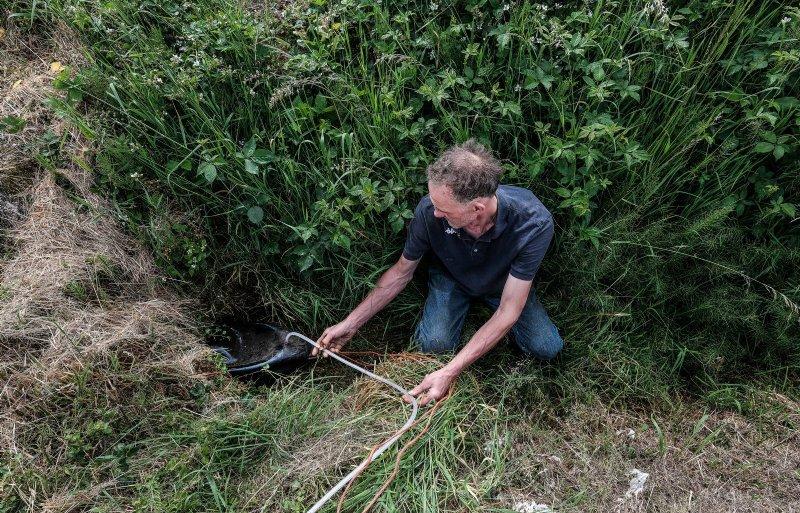 Boeren en tuinders werken aan oplossingen droogte