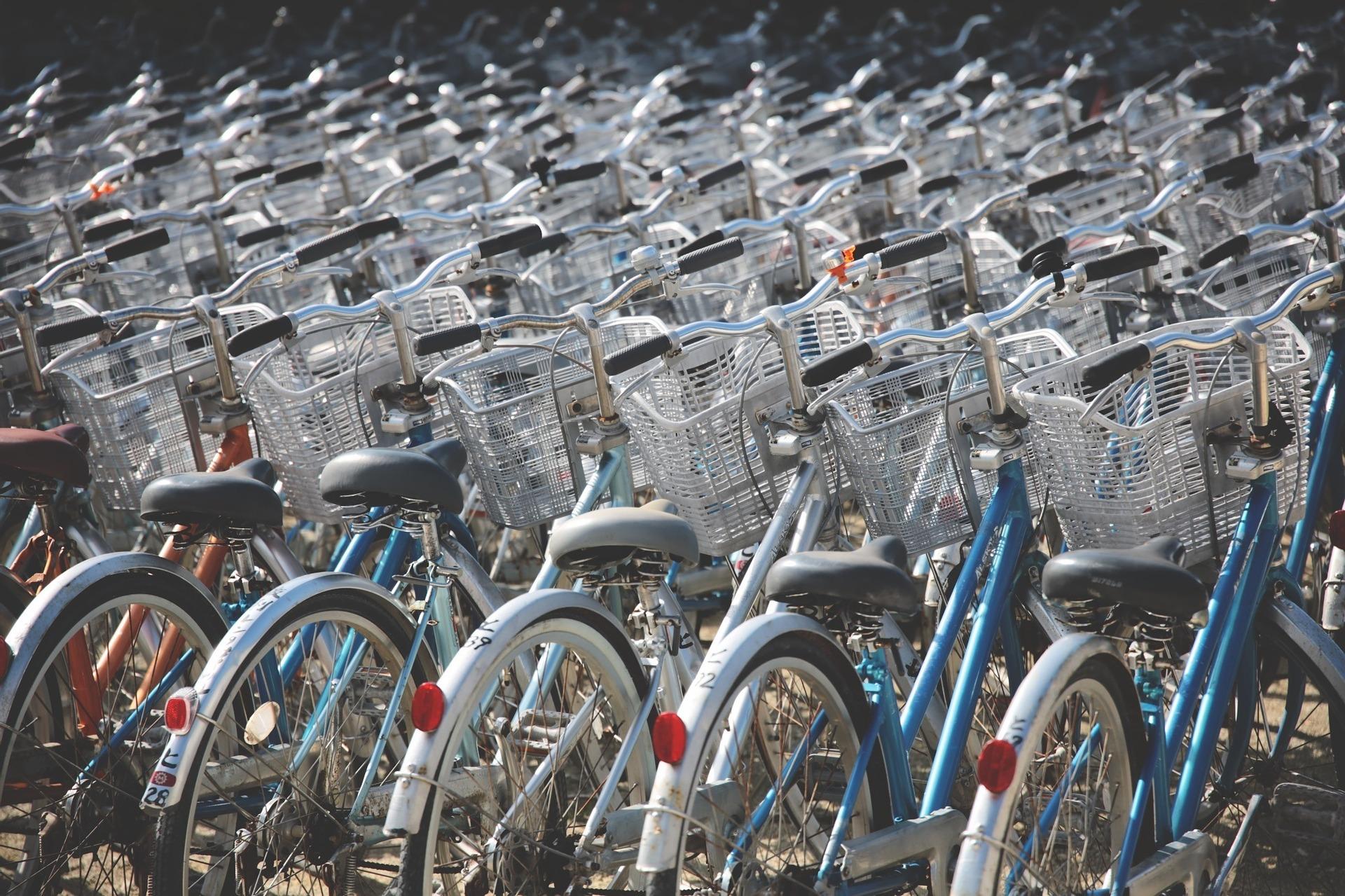 Simpeler fiets stallen
