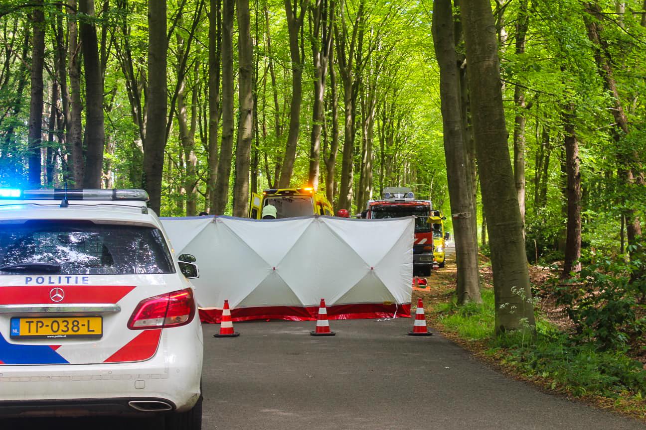 *VIDEO* Ernstig ongeval in buitengebied van Vorden; traumahelikopter onderweg