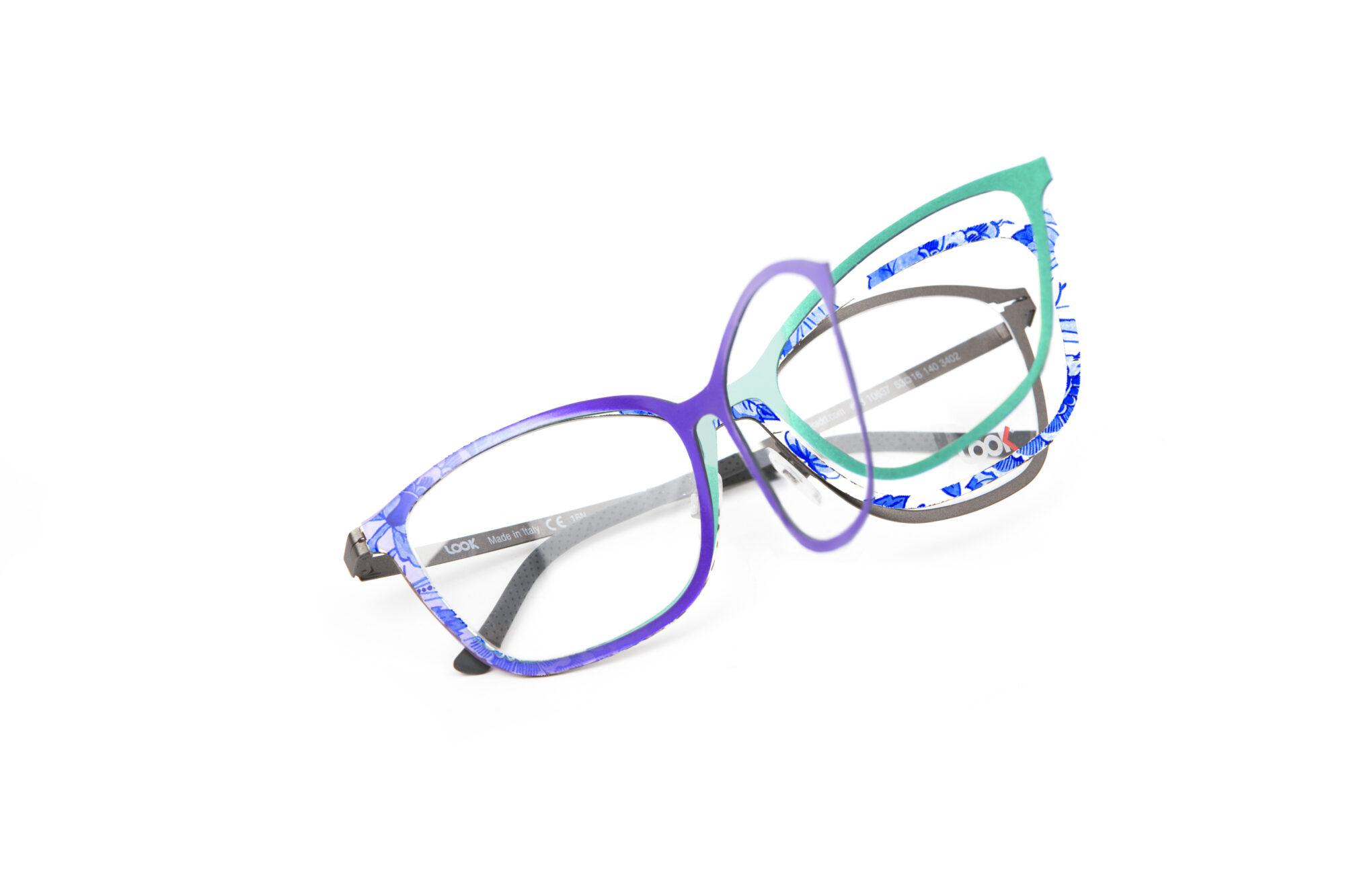 Elke dag een nieuwe bril