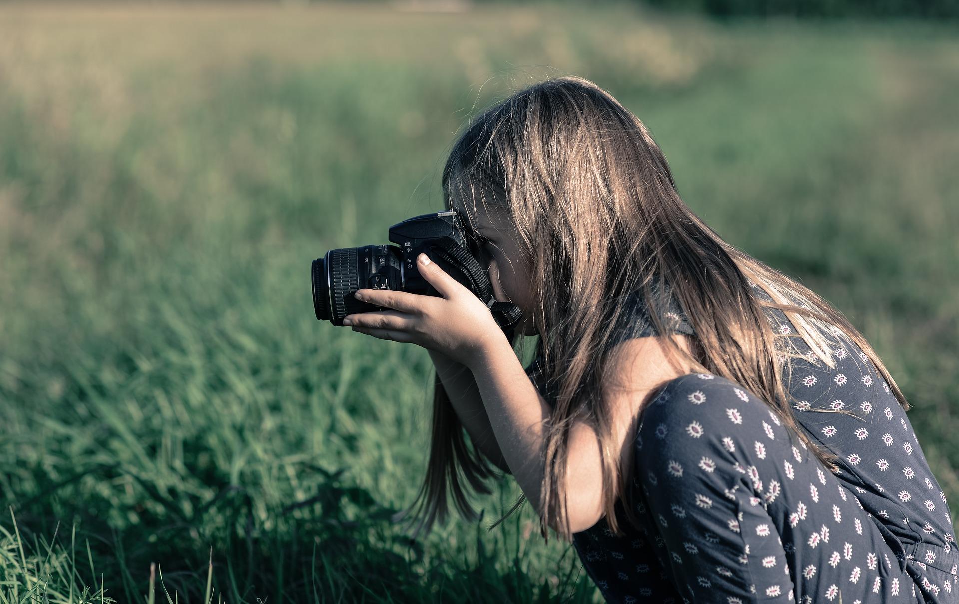 Een maand lang foto's maken