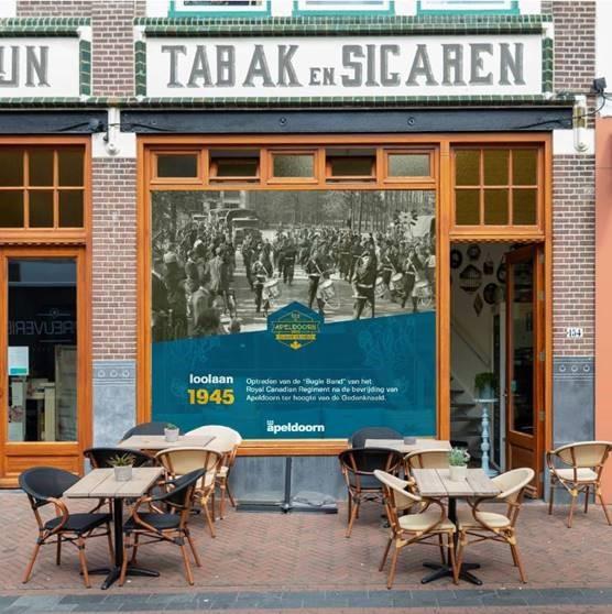 Opening buitenmuseum: historie naar hier en nu brengen