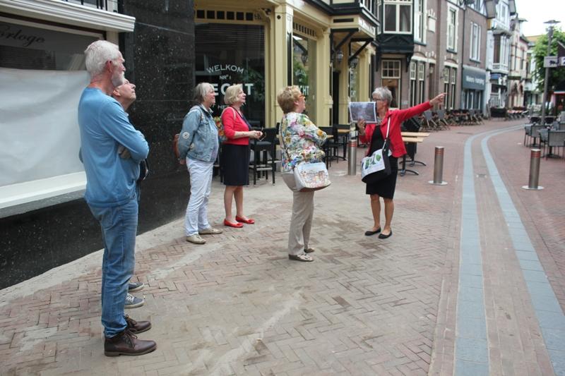 Wandelen in zelfgekozen Apeldoornse wijk