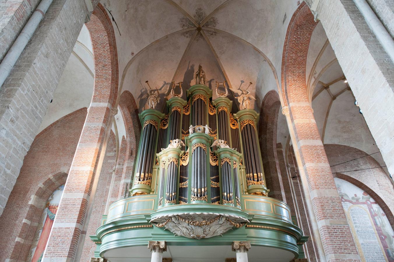 Muzikale zomer in Lebuinuskerk