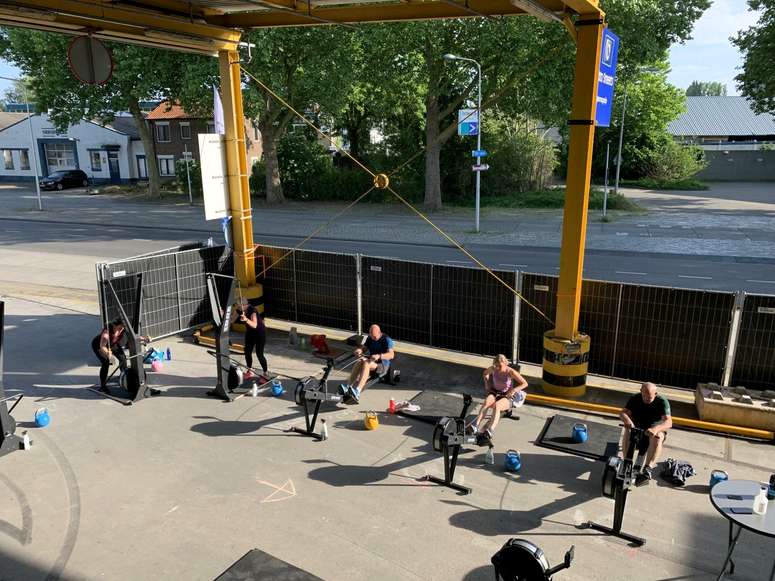 Sporten voor de horeca in Deventer