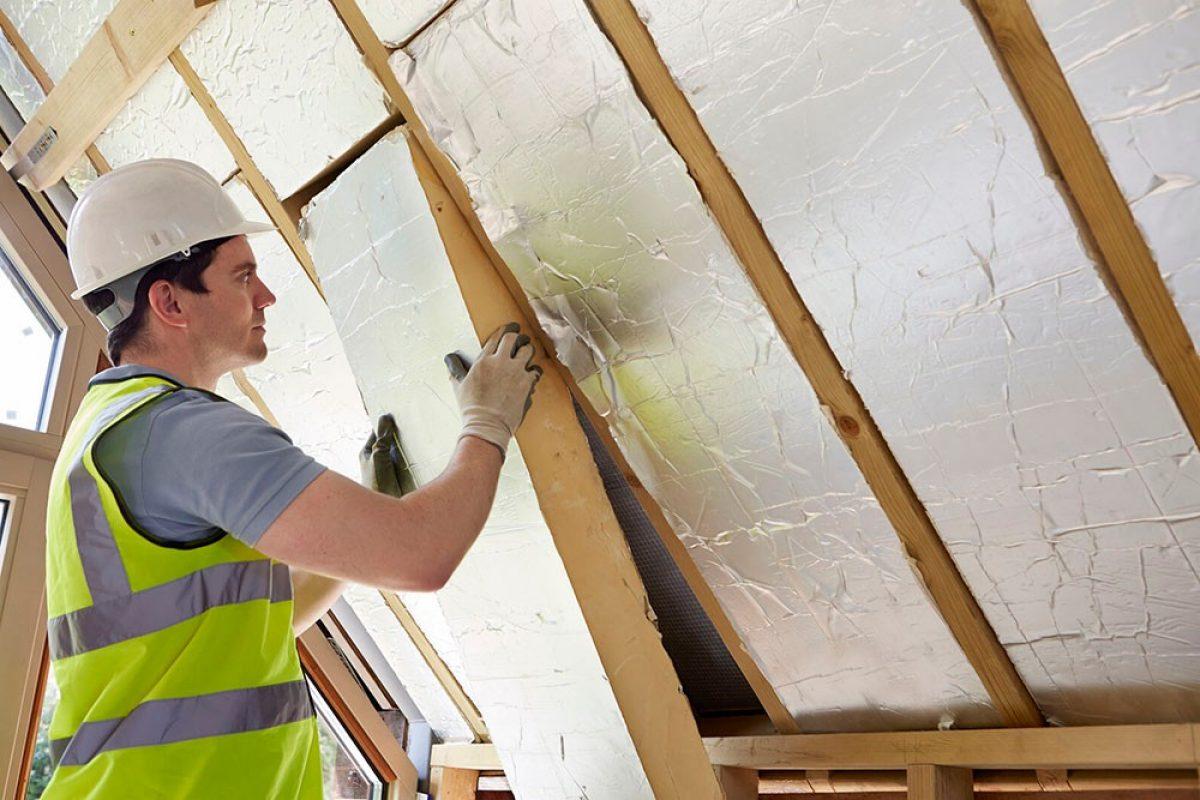 Eenvoudig energie en geld besparen met woning-isoleeractie