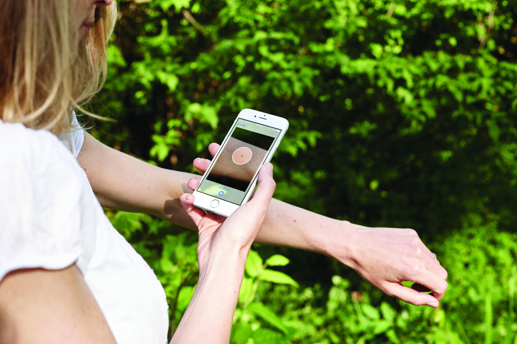 Verdachte huidplekjes? Medische app nu kosteloos beschikbaar