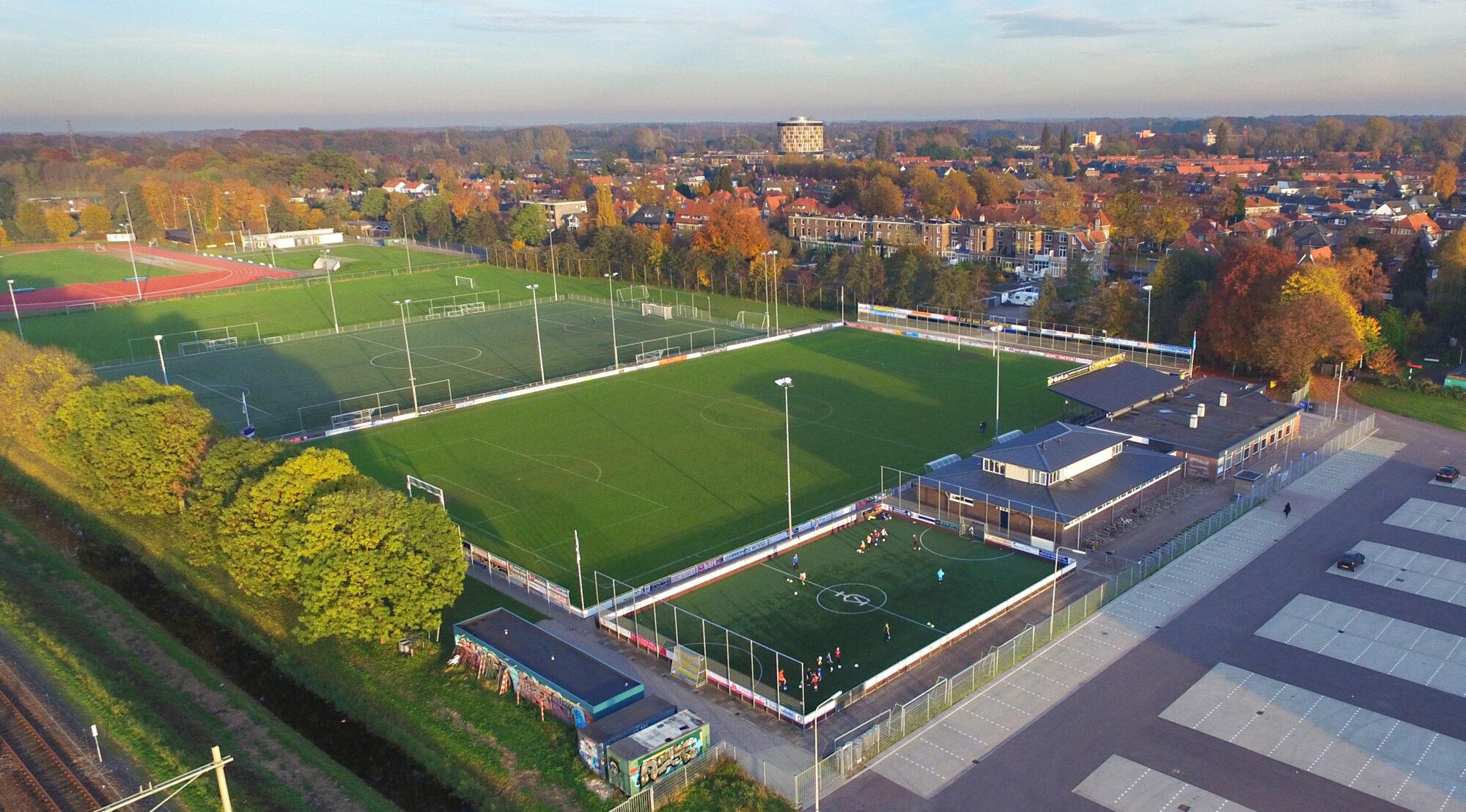 Vitaal sportpark in Noordveen: stemmen op ambitieus project