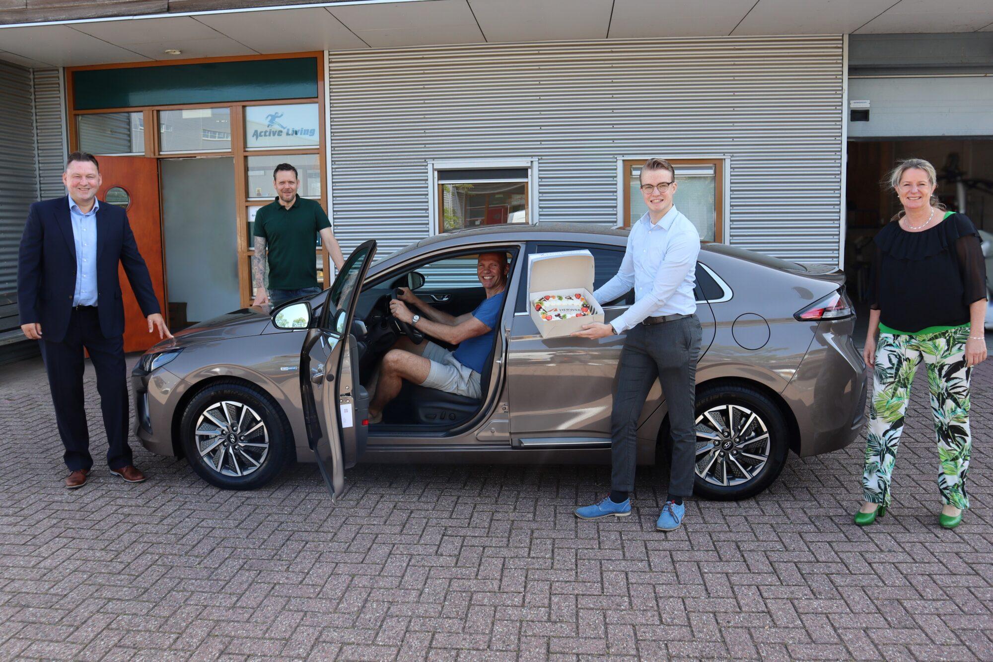Herwers Lease voegt duizendste auto toe aan leasevloot