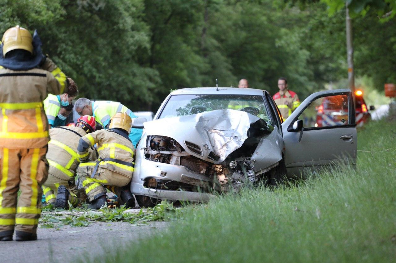 Twee gewonden bij ongeval in Beekbergen