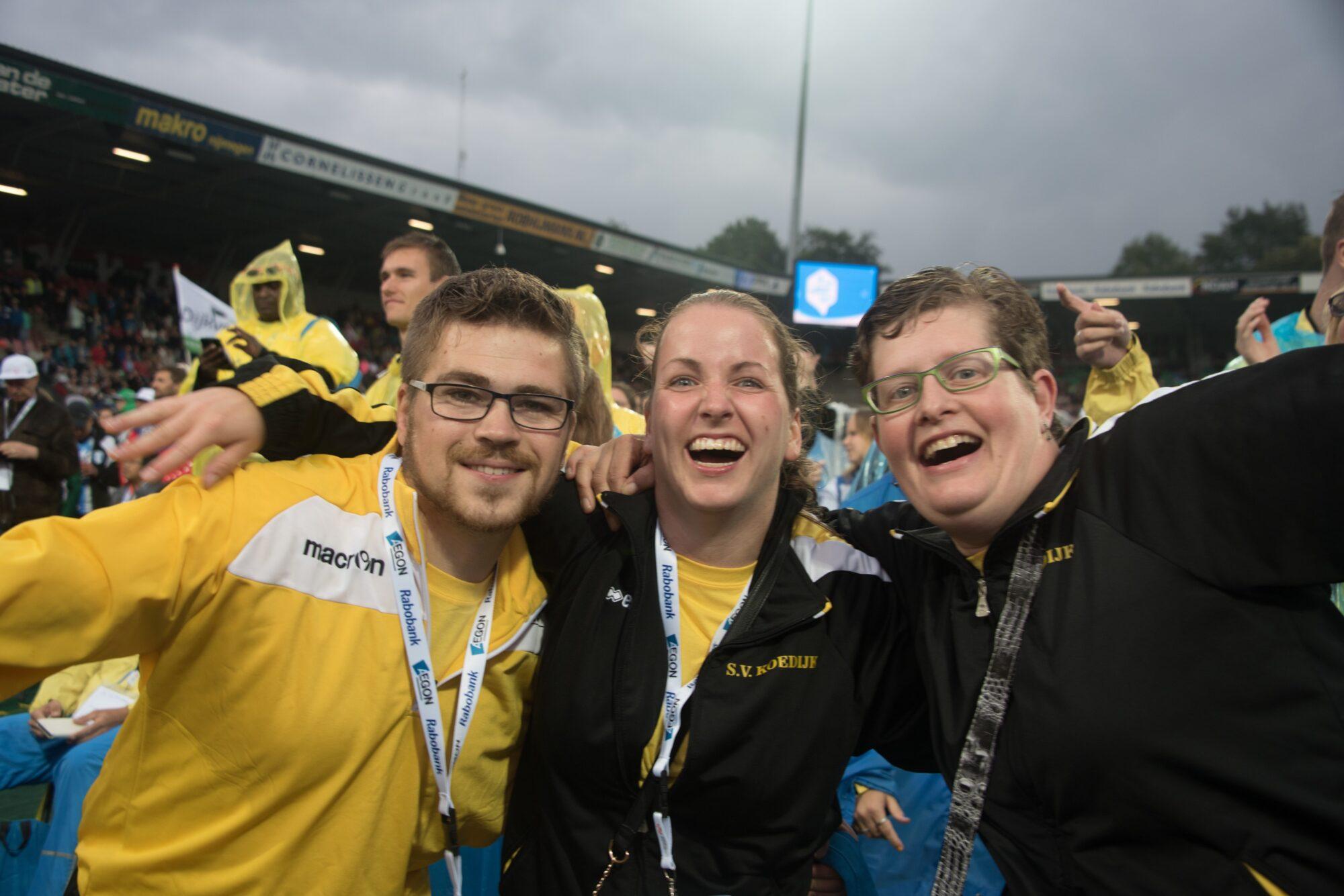 Unified Moves, de eerste editie van de Special Olympics Online Spelen