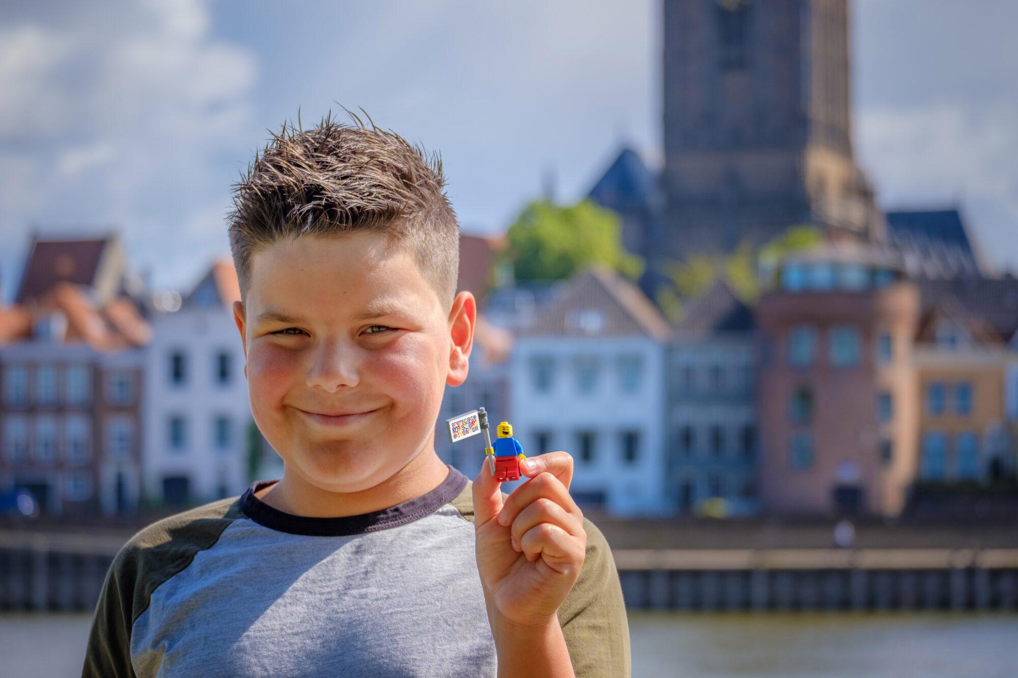 Bouwen aan Deventer LEGO Stad