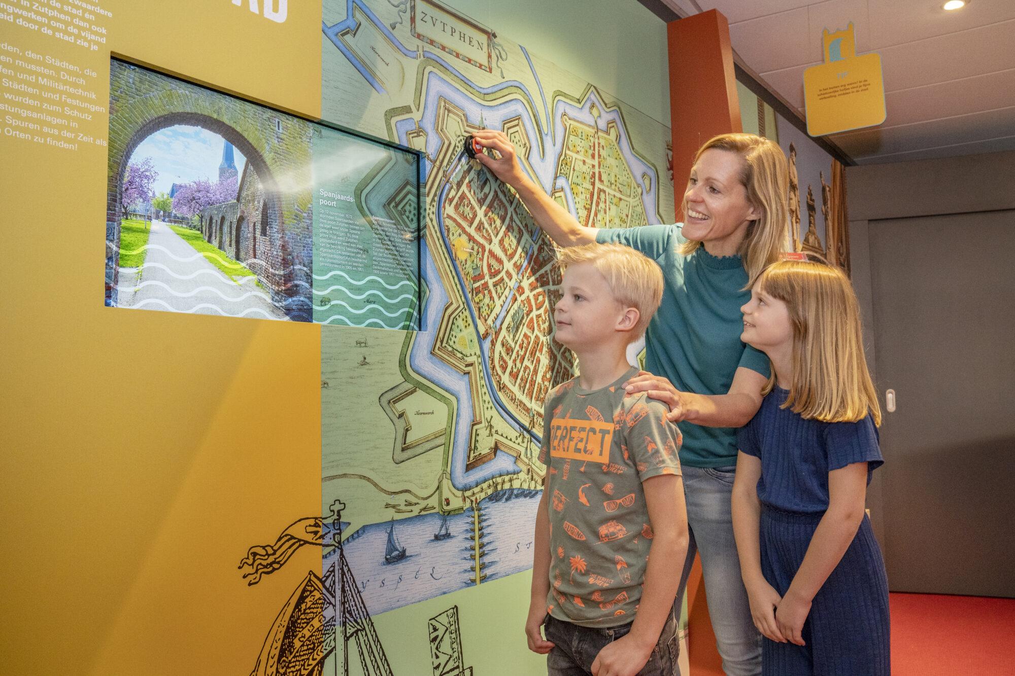 Inspiratie opdoen over Zutphen