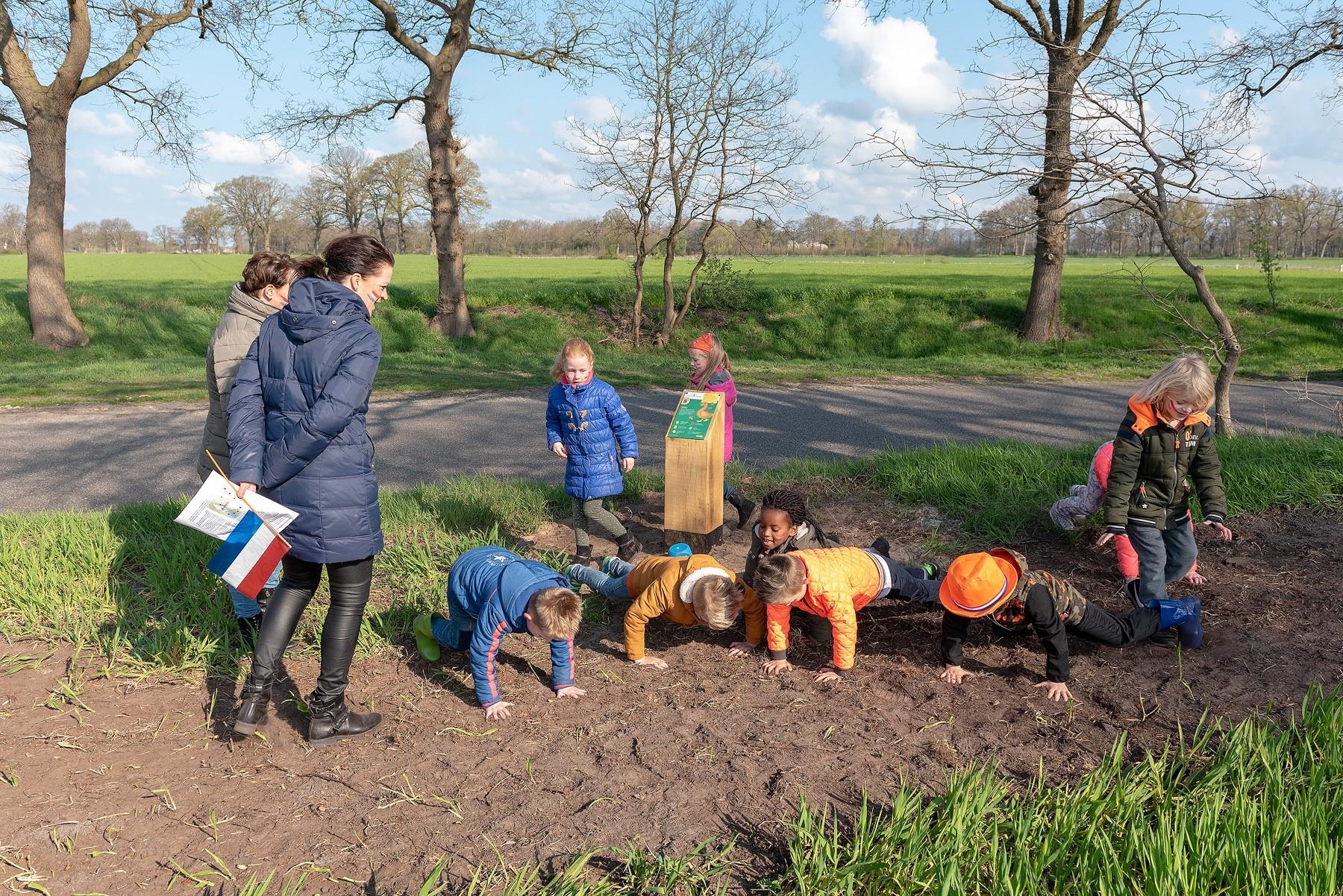 Kinderen de natuur laten beleven
