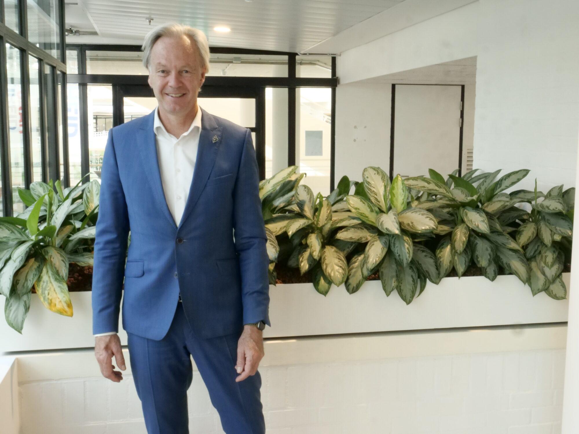 Wethouder Jeroen Joon: 'Samen komen we uit deze crisis'