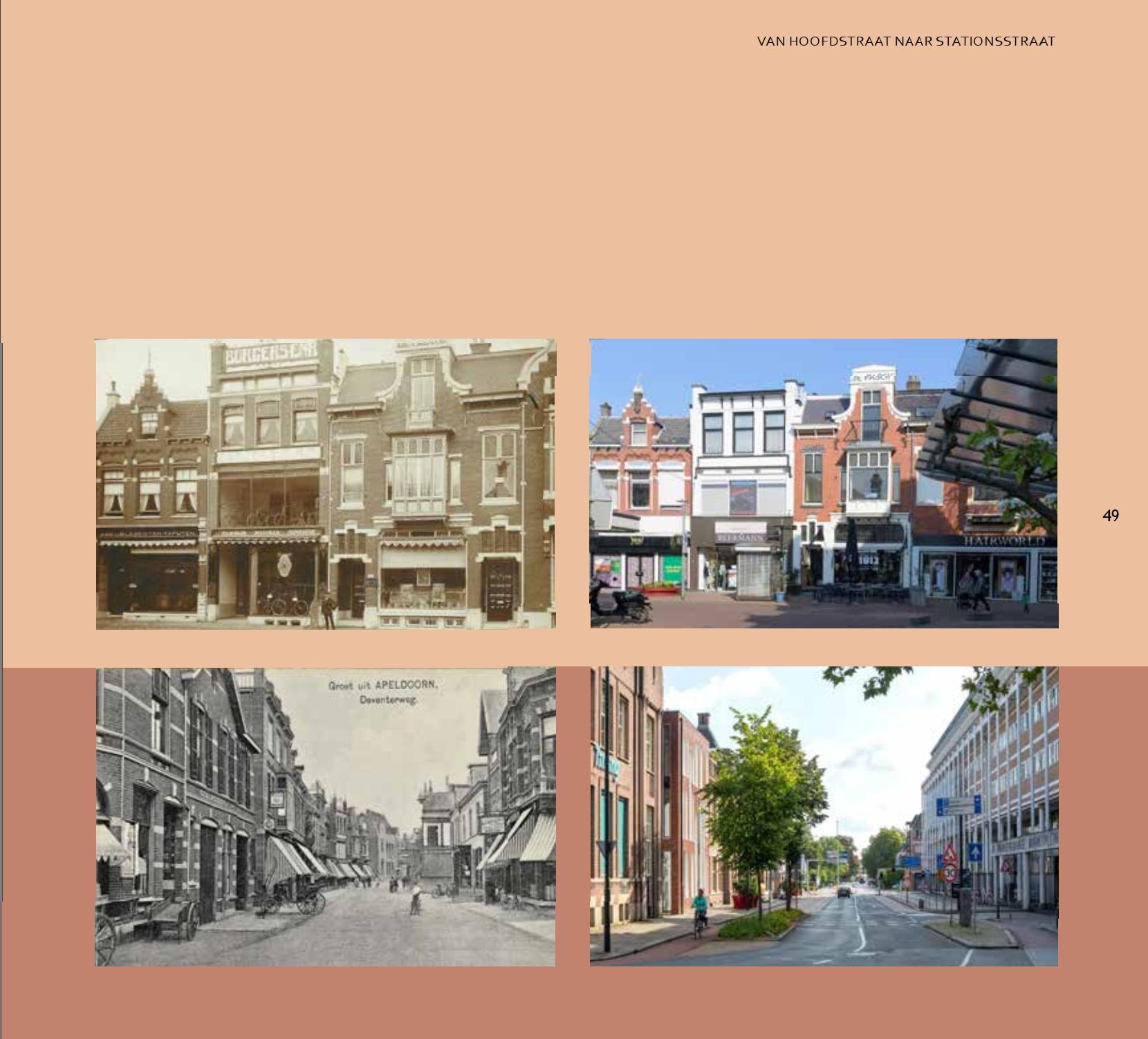 Deventerstraat in woord en beeld