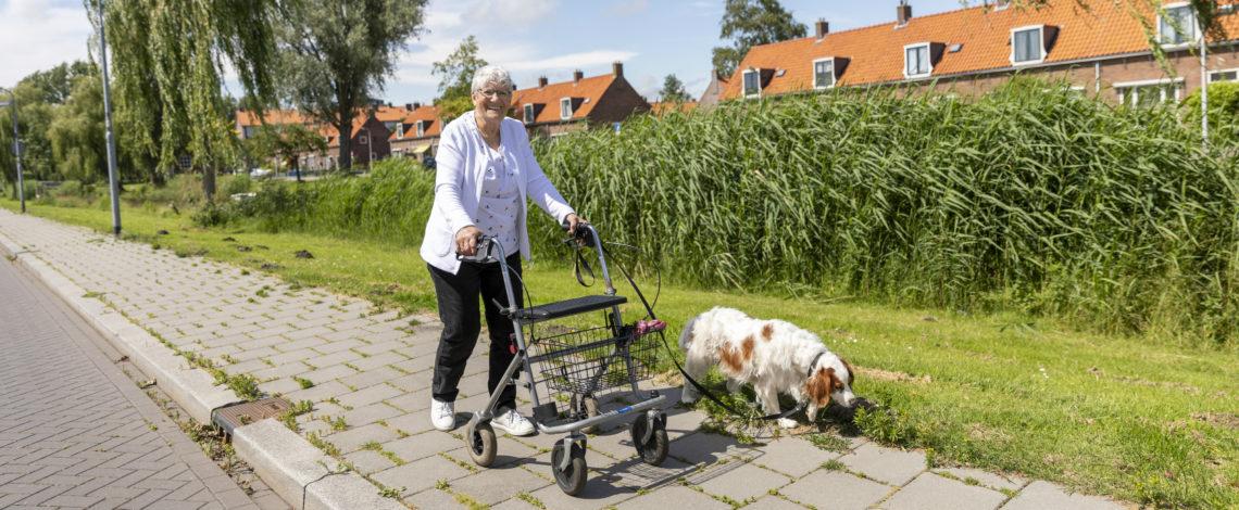 Oppashond voor Apeldoornse senioren