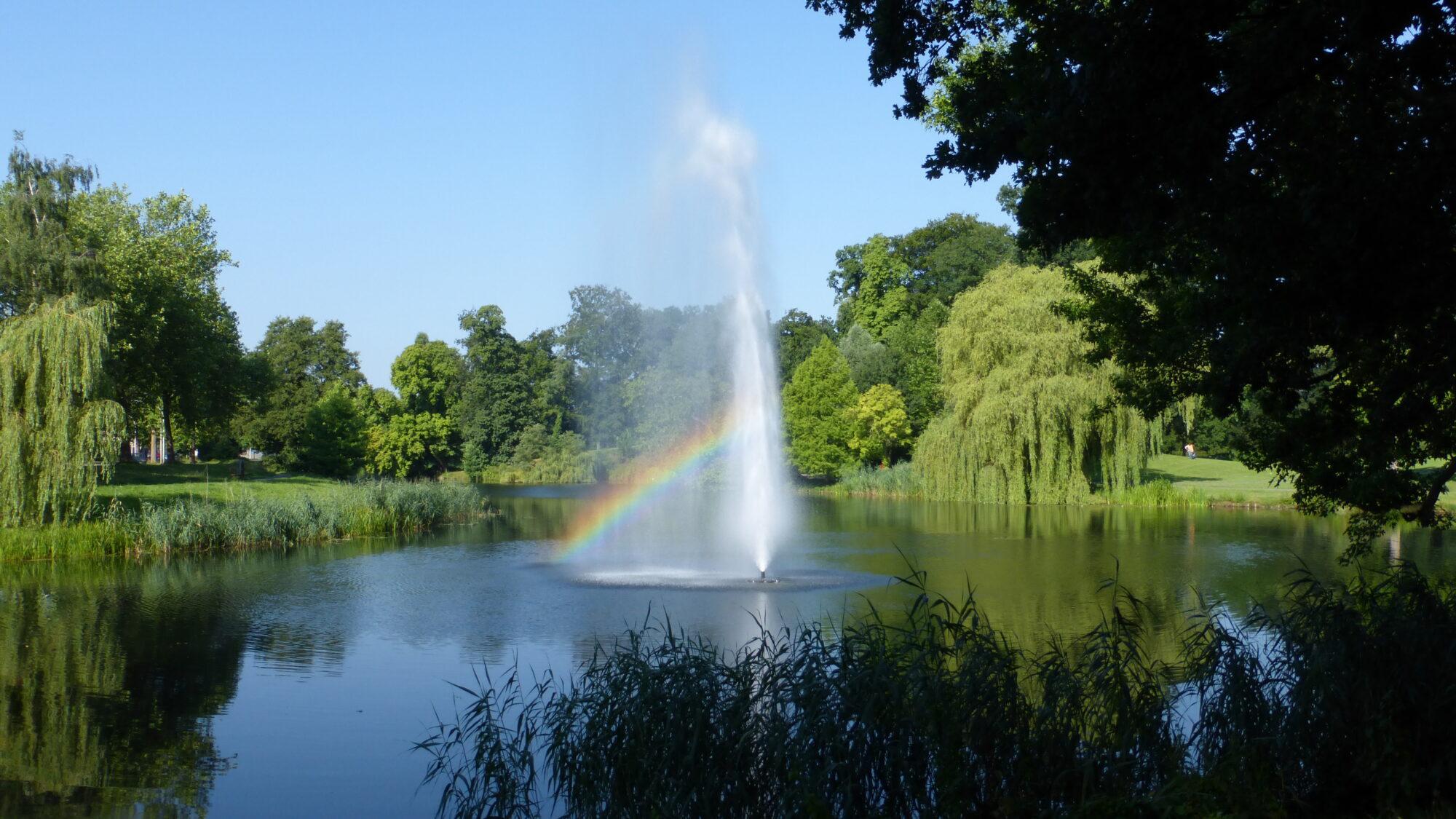 Rijsterborgherpark in Deventer klaar voor de zomer